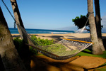 Your beach hammock is ready!