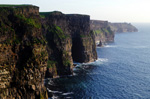 Cliffs of Moher on the West Coast