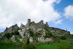Rock of Cashel in Tipperary Co.